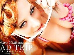 The Retro Collection - Road Trip Episode 1 - Ariel Piper Fawn & Miela A - SexArt
