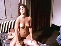 Horny retro sex scene from the Golden Period