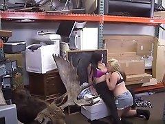 Texas amateur escort xxx Lesbians Pawn Their Asses!