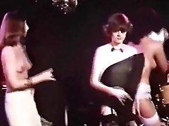 ANGEL EYES - vintage British hairy strippers