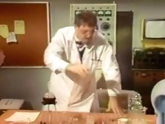 Vintage Doctor Fucking His Patient Hard In Office