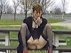 Fabulous homemade Retro, MILFs sex video