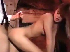 French Slut Gets Fucked