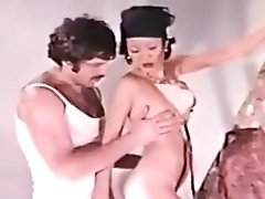 Jeffrey Hurst vintage loop with hot Asian lady 1970s