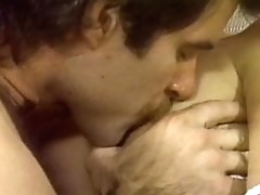 Classic Porn: Sex with Cougar in lingerie