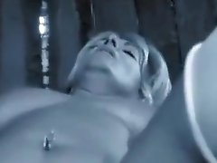 Busty MILF enjoys big cock in her ass