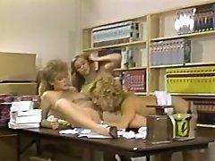 Big Tit Superstars Lesbian Bra Busters Of The 1980'S