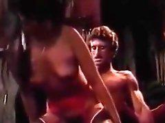Sexy retro babe horny seduction