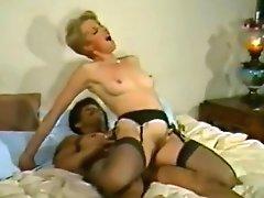 Juliet Anderson Gets Physical ( vintage )