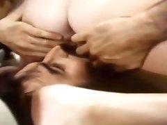 Big tits vintage lesbian pussy licking