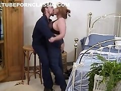 Big Tits Redhead BBW Fucked
