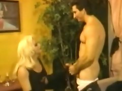 Blonde girls with dicks vintage movie