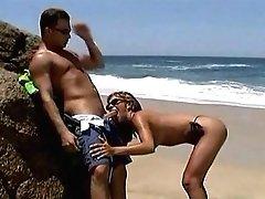 Teens holidays 2- Beach fucking- F70