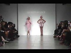 Desfile lingerie vintage deliciiosas