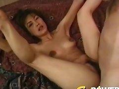 ED POWERS - Asian Tina Tai Loves Eds Cock