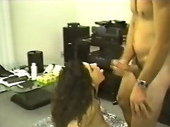 Latina Fucking, Sucking and Facials. Who is she?
