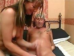 Horny sex clip MILF exclusive watch show