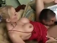 AMWF Stacey Saran interracial with Asian guy