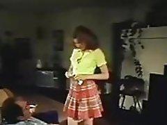 Abigail Clayton and John Seeman in Classic porn