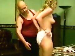 panty wedgie spanking 4