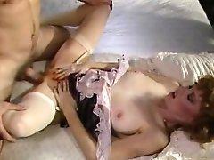Colleen Brennan, Karen Summer, Jerry Butler in old school pornography movie