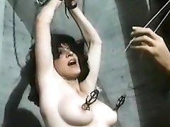 Horny homemade BDSM, Mature sex scene