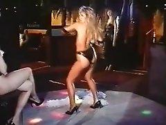 Cool old striptease
