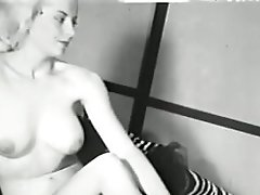 Glamour Nudes 527 50's and 60's - Scene three