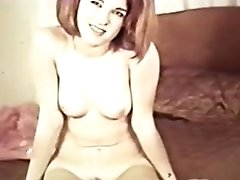 Glamour Nudes 595 1960's - Scene two