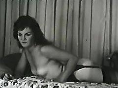 Erotic Nudes 616 50's and 60's - Scene 1