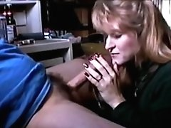 Old school Mature Cougar Suck and Fuck