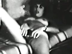 Glamour Nudes 578 1960's - Scene 1