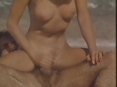 Ginger Lynn gets fucked by Ron Jeremy