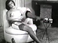 Erotic Nudes 604 50's and 60's - Scene four