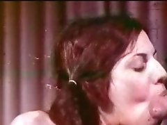 BONDAGE & DISCIPLINE antique porno movie with hot retro beotches