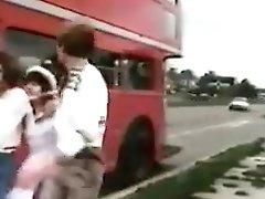 Bus ride home !