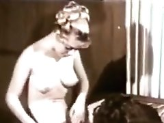 Fabulous classic porn clip from the Golden Time