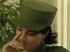 Cuban army girls (Who is she?)