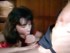 Exotic double penetration vintage video with Sharon Mitchell and Kristara Barrington