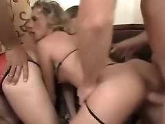 Another Great Crotchless Panties Scene