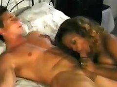 Peter North fucks Imani